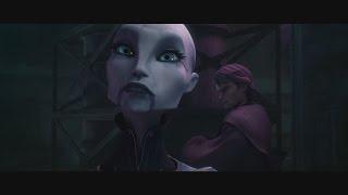 Star Wars: The Clone Wars - Anakin Skywalker Interrogates Asajj Ventress [1080p]