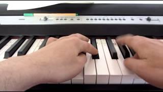 Improvisation Teil 8.4: Verminderter Septakkord - 1 Trick für 8 verschiedene Modulationen