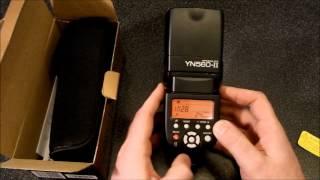 вспышка Yongnuo YN-560 II