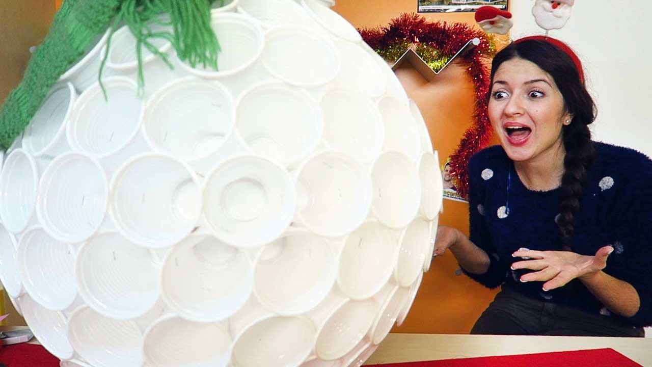 3 decorazioni natalizie fai da te creazioni incredibili for Decorazioni da tavolo natalizie