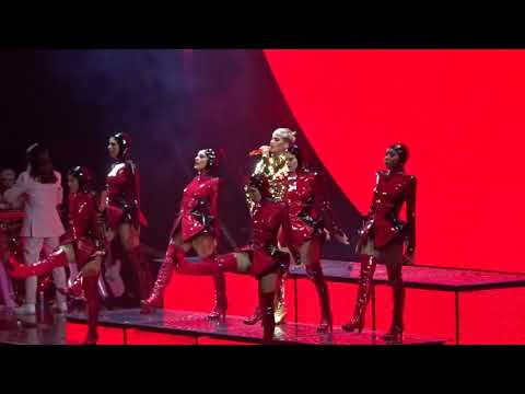 Katy Perry - Dark Horse (Live Dallas, TX at American Airlines Center January 14, 2018)