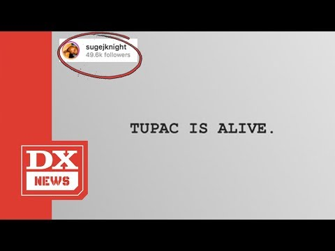 Suge Knight's Son Claims Tupac Shakur Is Alive & Living In Malaysia