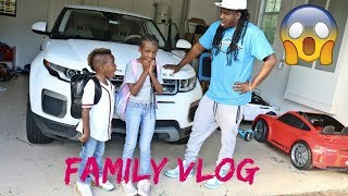 YAYAS FIRST PARENTTEACHER CONFERENCE AT HER NEW SCHOOL -FAMILY VLOG