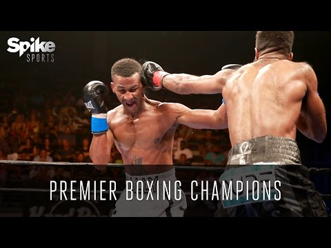Rances Barthelemy vs. Mickey Bey Highlights - Premier Boxing Champions
