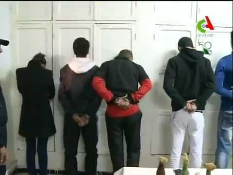 police blida anti banditisme
