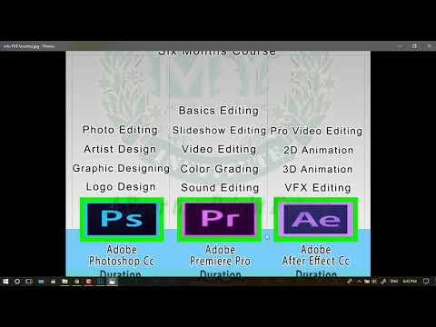 How to Design Professional Brochure In Adobe Photoshop Cc 2018