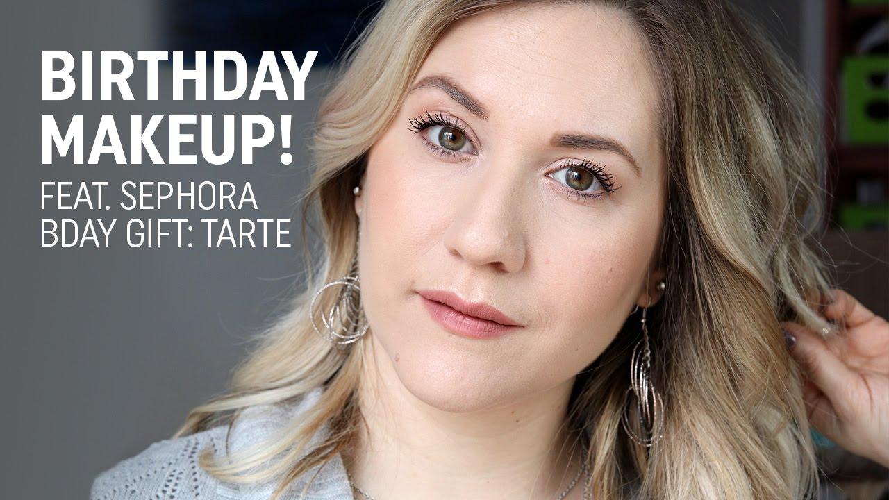 Ft Sephora Bday Gift Tarte