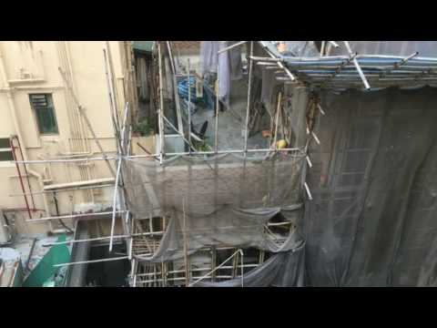 Hong Kong Construction Crew