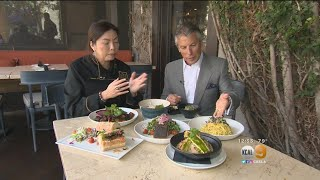 Tony's Table: The District In Downtown LA