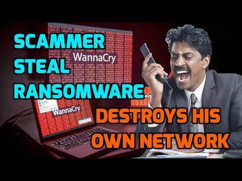 Scammer Steals Ransomware - WHAT HAPPENS NEXT?