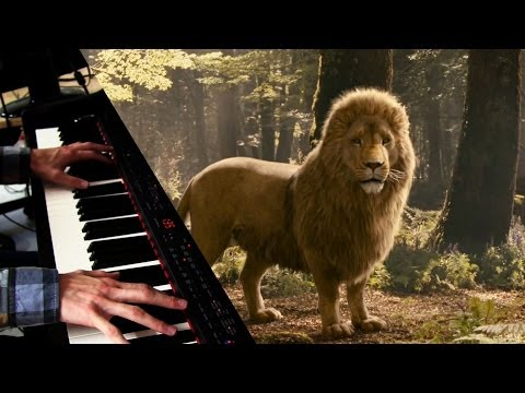 NARNIA Main Theme / Arrival At Aslan's How  [Piano Cover HD]