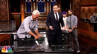 failzoom.com - Jeremy Wade Brings River Monsters to Jimmy, Will Forte and Adam Horovitz