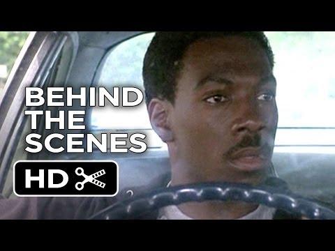 Beverly Hills Cop   Filming in Beverly Hills 1984  Eddie Murphy Movie HD
