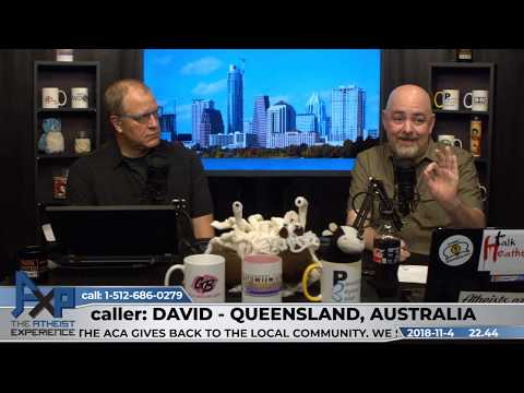 Benevolence of God & Prophecies | David | Queensland, Australia | Atheist Experience 22.44