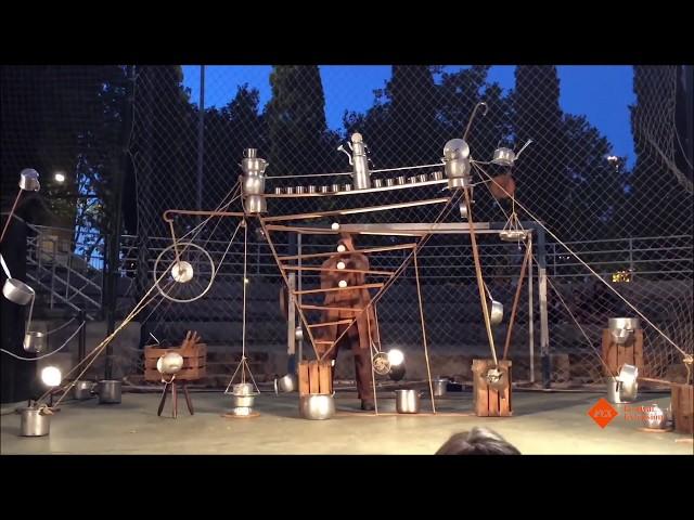 FEX 2019 - 'Oyun', Federico Menini El Fedito