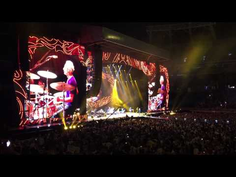 "Rolling Stones Zip Code Tour Orlando, June 12, 2015 ""Sympathy for the Devil"" & ""Brown Sugar"" concert"