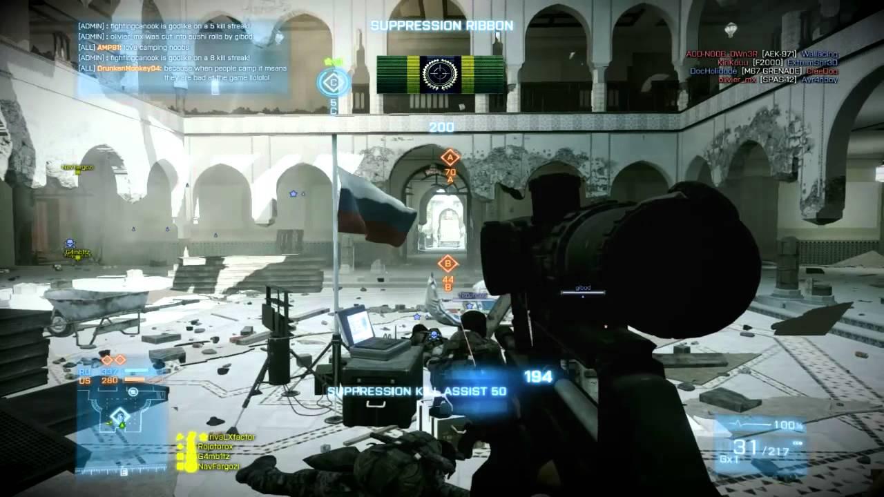 how to get battlefield 3 close quarters free