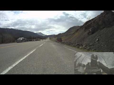 Yamaha R1. Highway 40  Road Closed. Motorcycle Vlog