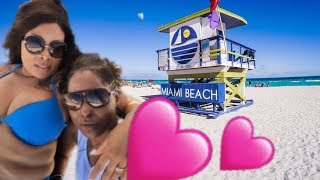 Our Honeymoon | South Beach Miami!