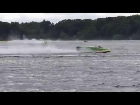 F1 Formula One Boat Races Laporte's Stone Lake