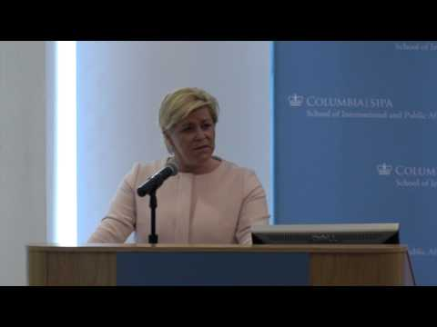 CGEG: The Management of Norwegian Petroleum Wealth with Siv Jensen