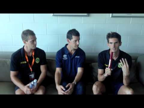 Nathan Deakes interview
