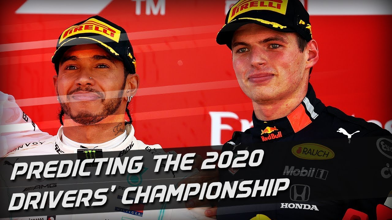 Predicting where all F1 Drivers will Finish in 2020