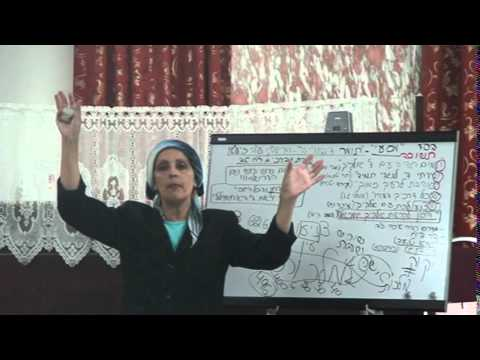 The Connection Between Geula, Mashiach and the Modest of Women English2014