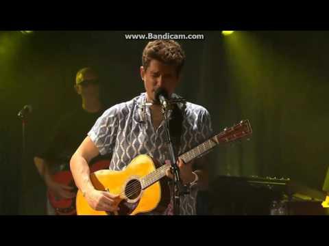 John Mayer - Dear Marie (Live 2017)