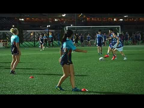 Hong Kong Winter Touch League 2017 - 18 - Buccaneer vs ICHK-Blue