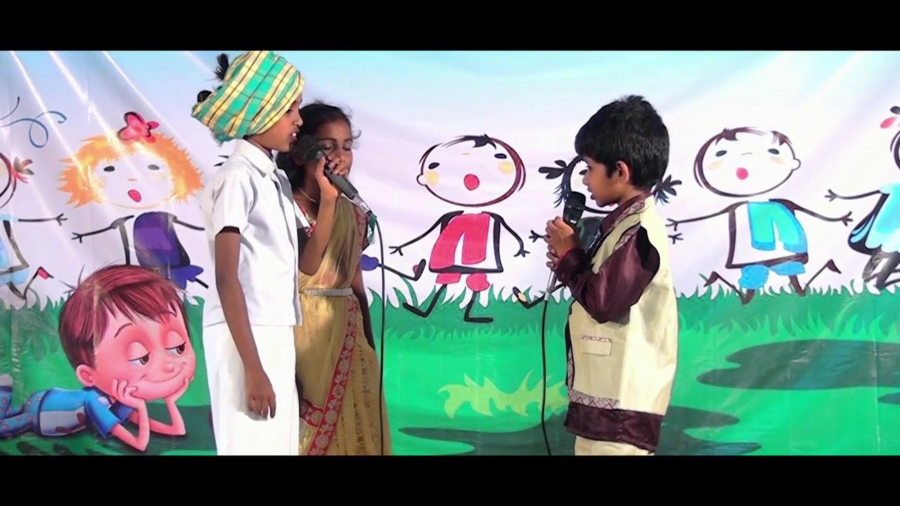 Save Trees || Tamil Drama || Gilgal School Students