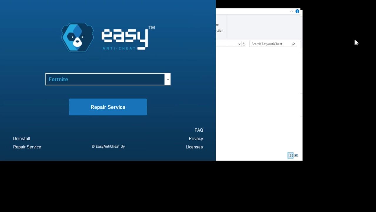 How to fix Error Code #20006 (1058) | Fortnite EasyAntiCheat Fix