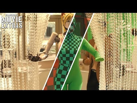 "Kingsman: The Golden Circle ""Beauty Bot"" - VFX Breakdown by Imageworks (2017)"