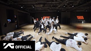 iKON - '열중쉬어 (At ease)' DANCE PRACTICE VIDEO