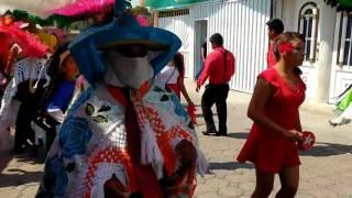 Carnaval Tenancingo Tlaxcala 2017 sección 3ra. Día Martes