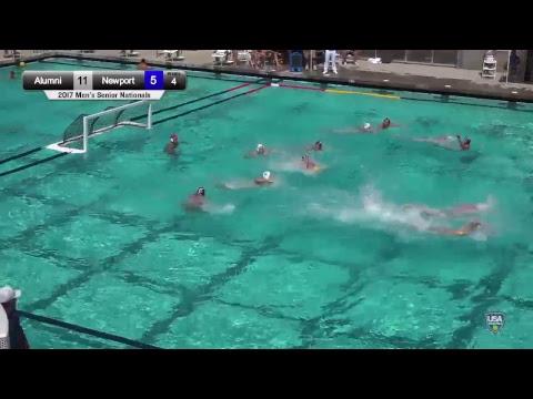 2017 Men's Senior Nationals | C2 - Alumni vs. C3 - Newport