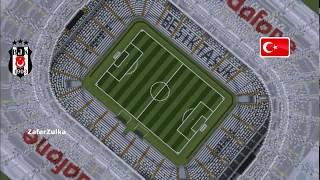 Minecraft Beşiktaş Stadı Vodafone Arena / LİNK AÇIKLAMADA/
