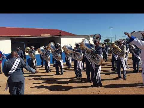 AIE Brass Band- Ho tla ba jwang?