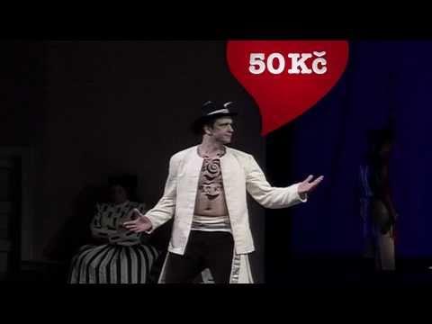 Národní divadlo Brno - akce pro studenty - I LOVE NDB