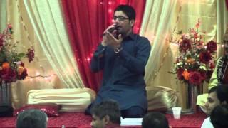 Anjuman e Zulfiqar e Haidery 13TH Rajab Jashan 2014 at Idara e Jaferia