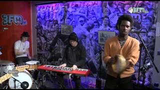 Curtis Harding - Keep On Shining Live bij 3voor12 Radio