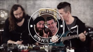 Pete & Tore - OD, Fuzz, and Distortion. What's the difference!?