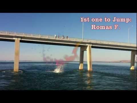 Phillip island Bridge Jump ( san remo )