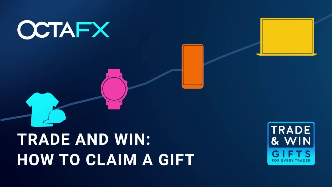 Trade and Win: How to claim a gift