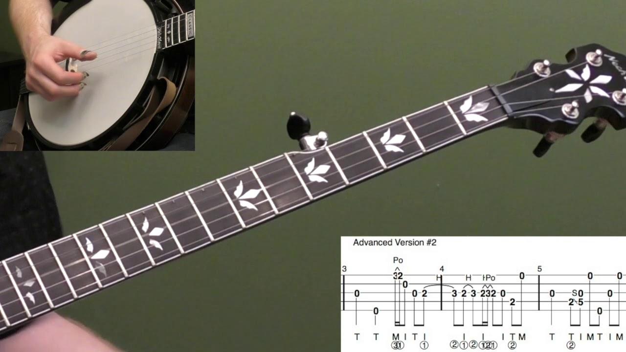 Free Banjo Lesson: Banjo Lick Breakdown #4