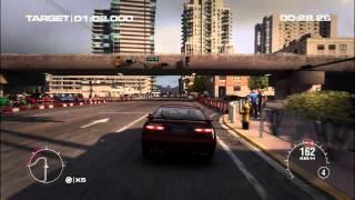 GRID 2: Vehicle Challenge PC Gameplay On GT540M (HD 720p)