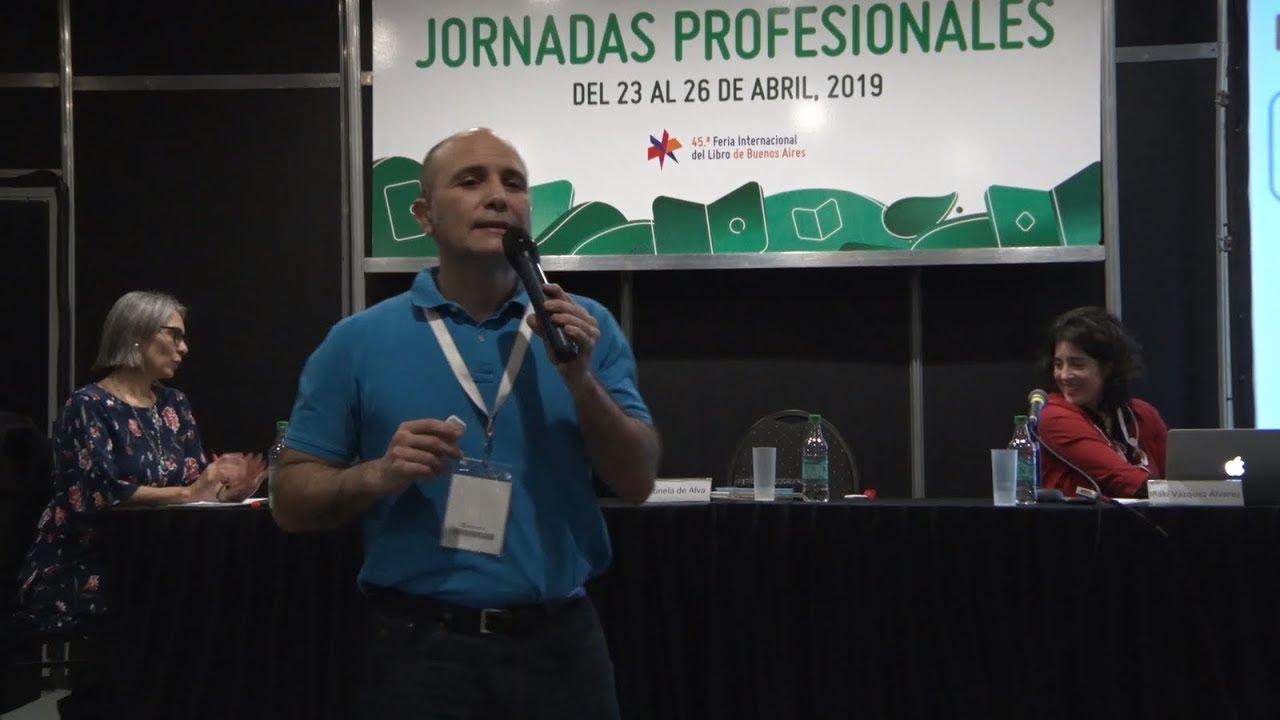 Great success of the Professional Sessions | Feria del Libro