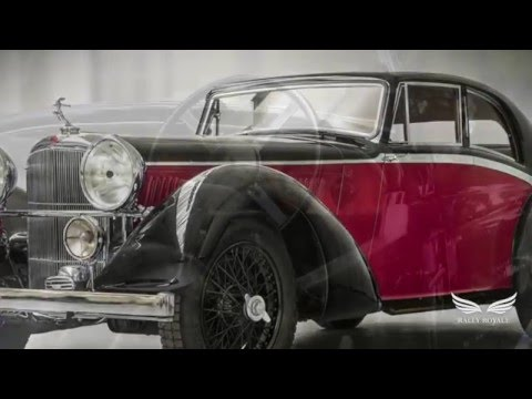 Interview with Alvis at the Dubai Motor Show