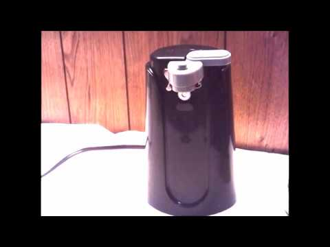Mainstays Can Opener Youtube