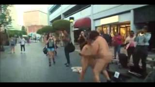 Repeat youtube video Black & White: Dancing Naked Shenanigans vs Sagging Shenanigans